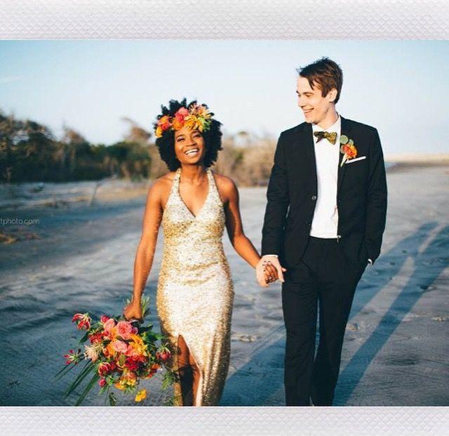 @ brimcdee photo taken by @ michellescottphoto. wedding hairstyle. bridal hair. afro hair. natural hair. afro bride.