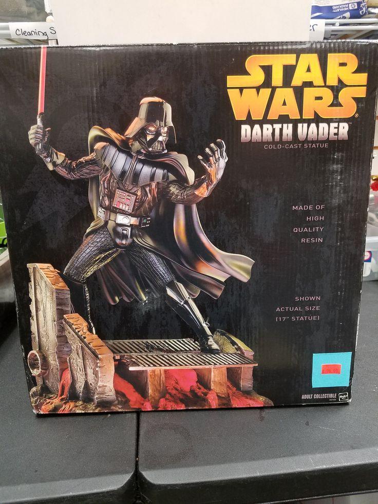 HASBRO STAR WARS, Darth Vader Cold-cast statue