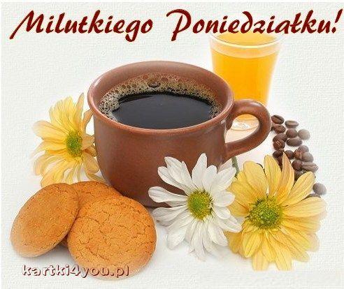 Milutkiego poniedziałku! http://kartki4you.pl/ekartka-milutkiego-poniedzialku,56,50,8214.html