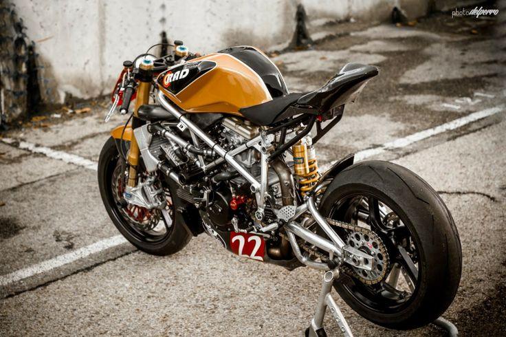 Ducati 1198 Matador Racer ~ Return of the Cafe Racers