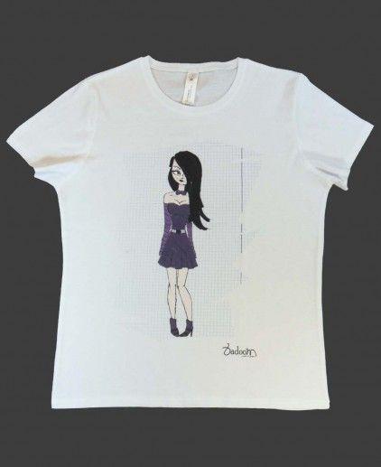 CAMISETA LIBELLUS http://www.badoom.es/tienda/camisetas/
