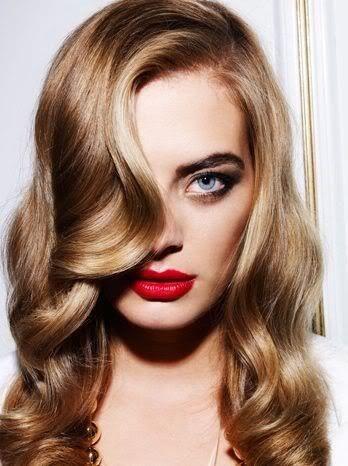 Romantic Waves Hair Tutorial                                                                                                                                                                                 More