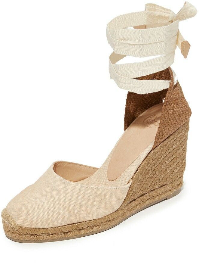 I used to wear my mom's espadrilles when she wasn't looking. Now I can finally get something similar. Thanks mom! ♡♡♡