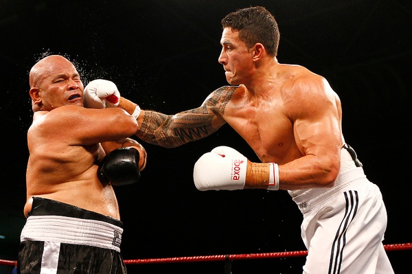 Rugby & Boxe: Sonny Bill Williams come Mike Tyson