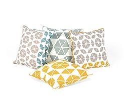 made.com cushions, £20