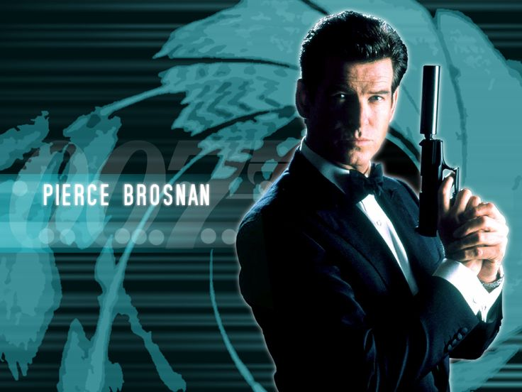 34 best Pierce Brosnan my favorite James Bond 007 images on ...