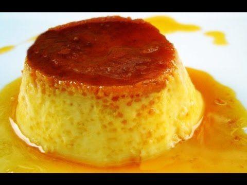 Gelatiarte Deliciosos flanes sin sabor a huevo - YouTube