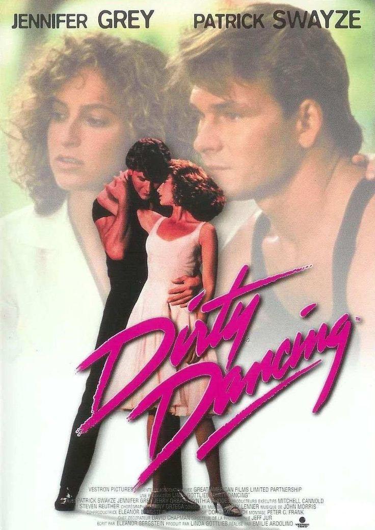 Affiche 02 de «DIRTY DANCING» [France]