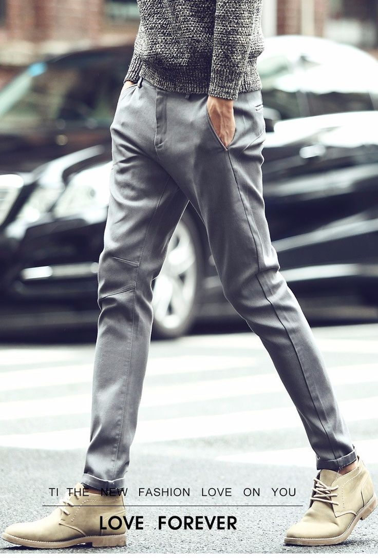 F01#2017 New Style Fashion Straight Slim Fit Men Washed Cotton Leisure  Chino Long Pants Wholesale - Buy Custom Mens Clothing Leisure Long Chino  Pants For ...