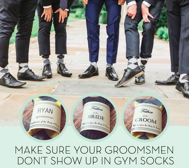 Groomsmen Survival Kit from Aisle Always Love | Aisle Perfect | http://aisleperfect.com/2015/09/groomsmen-survival-kit-from-aisle-always-love.html #wedding #groom #groomsmen