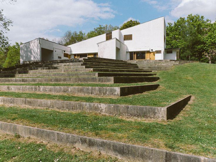 17 best images about arquitetura alvar aalto on for Alvar aalto maison