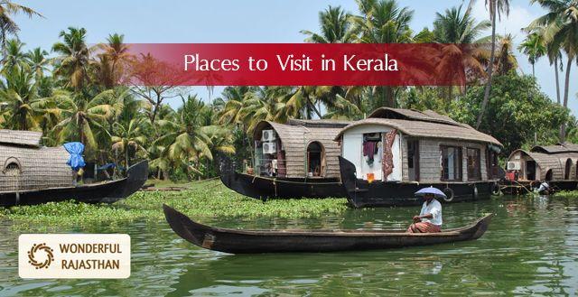 5 Offbeat Places to Visit in Kerala  #Wonderful Rajasthan