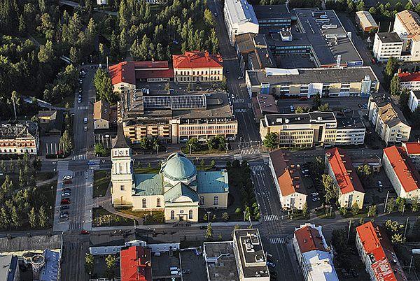 Oulu, Northern Ostrobothnia - Pohjois-Pohjanmaa - Norra Österbotten
