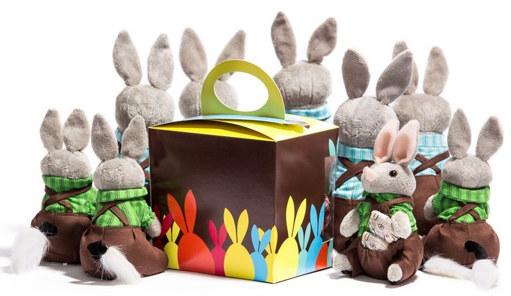 Bilbies! Purchase online, instore and mobile. www.haighschocolates.com #Easter #Chocolate #Gifts #BuyOnline