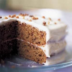 This beet cake recipe is similar to one for carrot cake but with a bright red batter that bakes to a golden brown. You may want to wear...