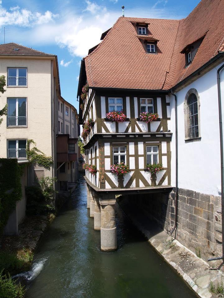 Forchheim, Upper Franconia, Germany