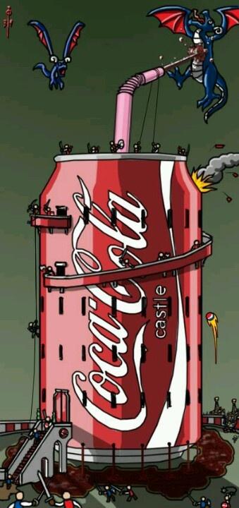 Coca Cola...