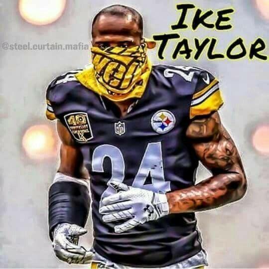 steelergalfan4life 🖤💛 - Ike Taylor CB
