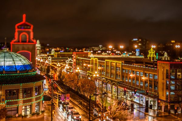 Kansas City - Plaza Lights JONATHAN TASLER PHOTOGRAPHY