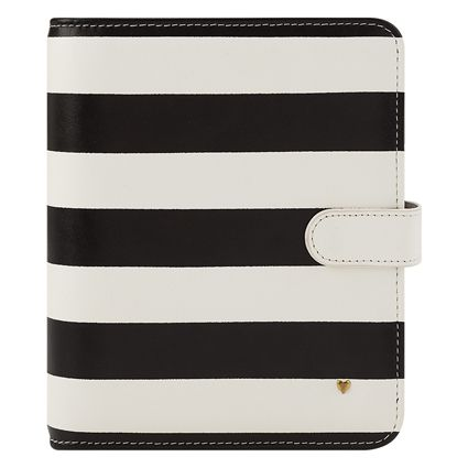 Planner Love Simulated Leather Striped Binder - FranklinCovey