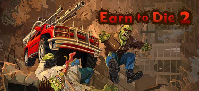 Earn to Die 2 per Android - spappolare zombie non è mai stato così divertente!