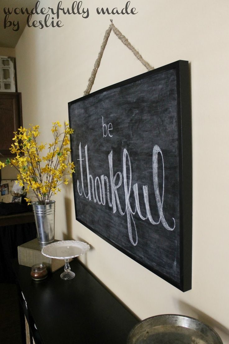 ikea frame chalkboard - I am making this. I love it and it looks easy.
