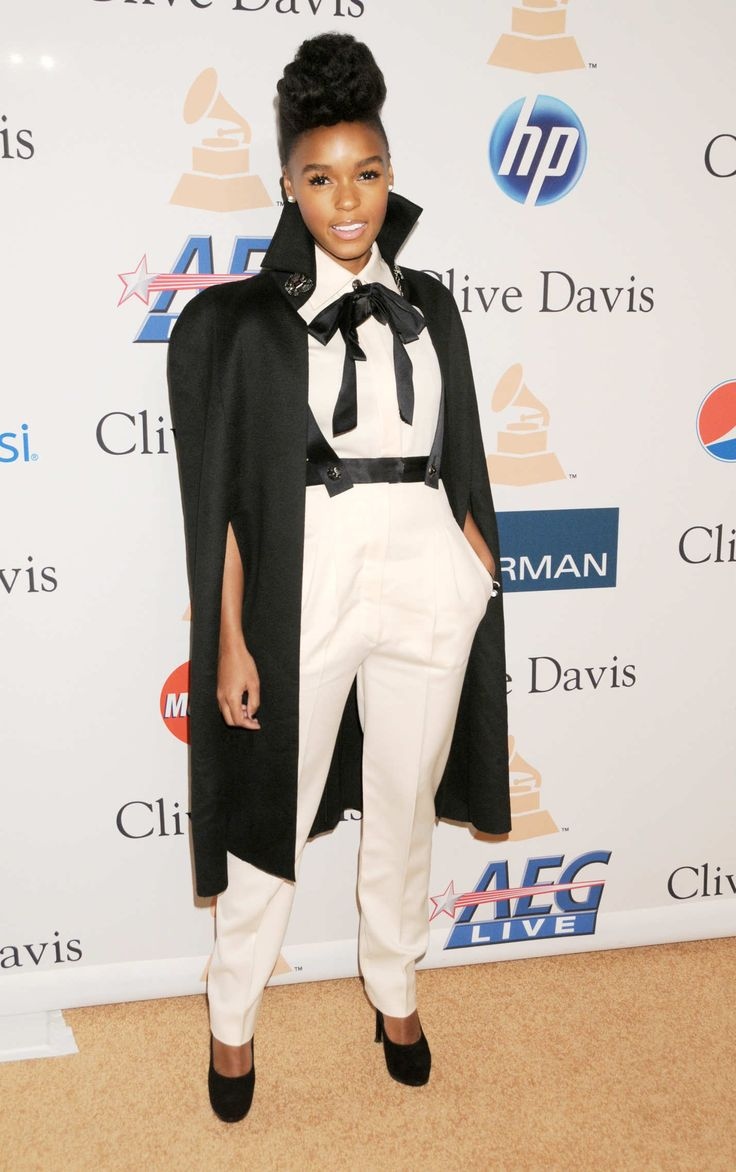 Where: At Cive Davis and the Recording Academy's Annual Pre-GRAMMY Gala in Beverly Hills