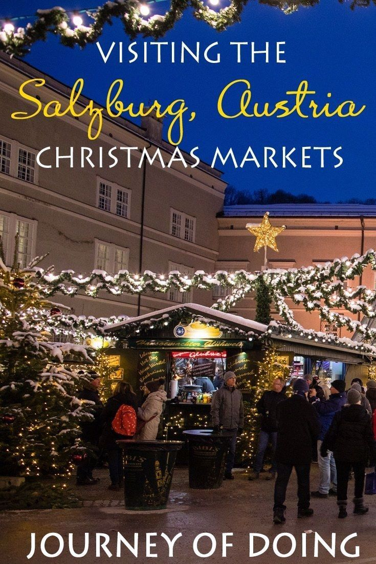 Visit Salzburg Austria For Christmas 2020 Click here to read more about why you should visit Salzburg