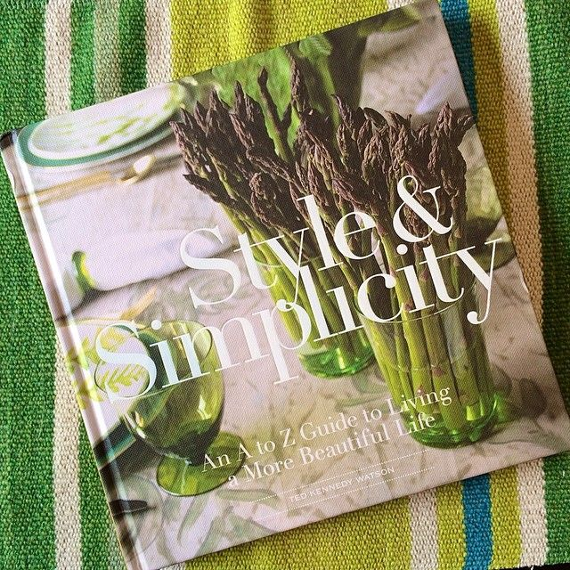 Book Bliss: Style & Simplicity with Ted Kennedy Watson | The English Room
