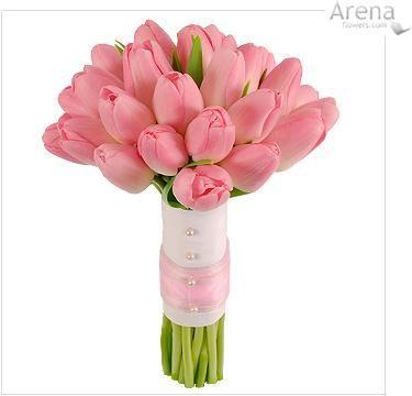 pano poa: Modelos de Bouquets de Tulipas Naturais