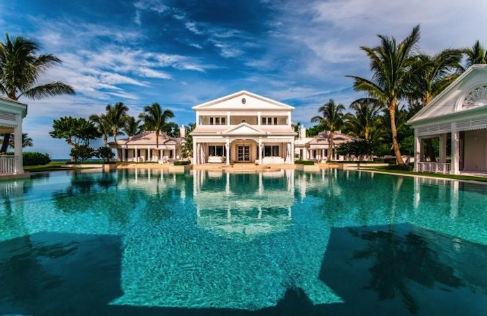 Celine Dion's Jupiter Island Mansion listed at $72M - oh wow, is that all?
