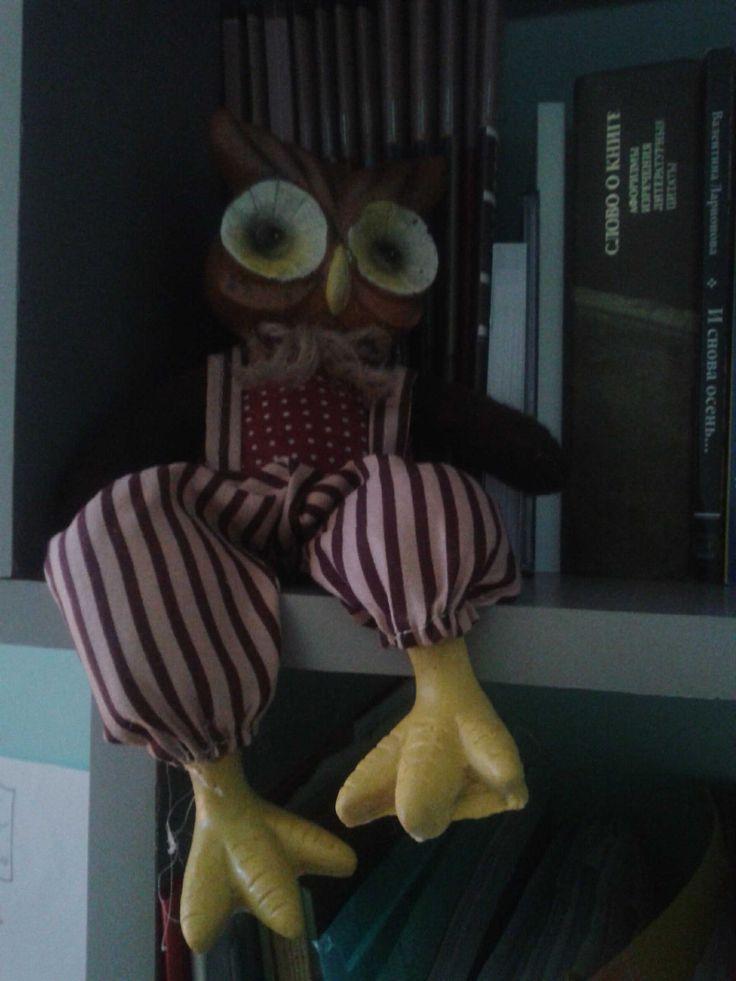 мой новый друг на книжной полке