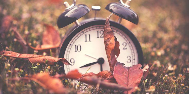 6 Weird Facts About Fall Daylight Saving Time