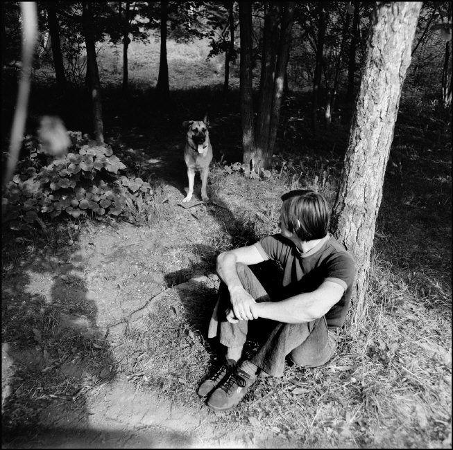 Gueorgui Pinkhassov - Andrei TARKOVSKY, 1979