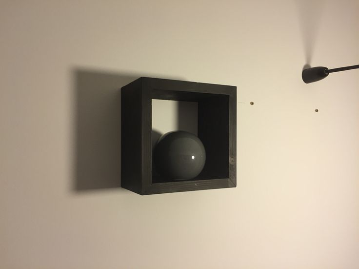 Box shelf 20cm