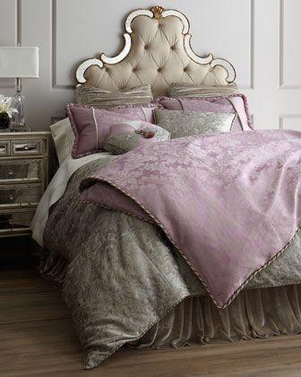 love this romantic color combination