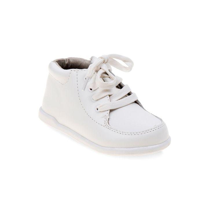 Smart Step Baby / Toddler Walking Shoes, Kids Unisex, Size: 4.5 T, White
