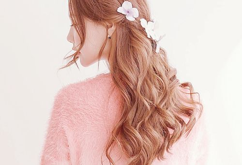 Korean Hair Fashion