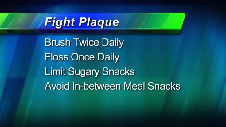 Learn more about what the American Dental Association has to say about dental plaque