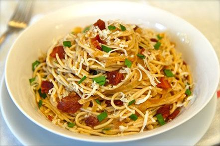 how to make angel hair pasta from scratch