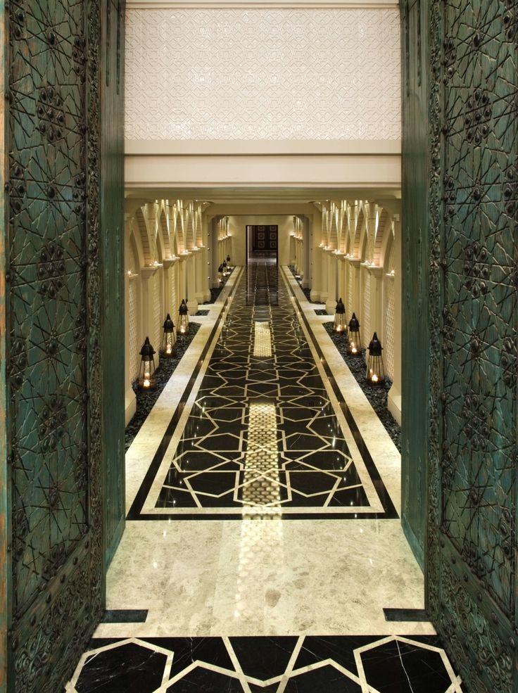 Dubai ottoman spa jumeirah zabeel saray love the for Islamic interior design ideas