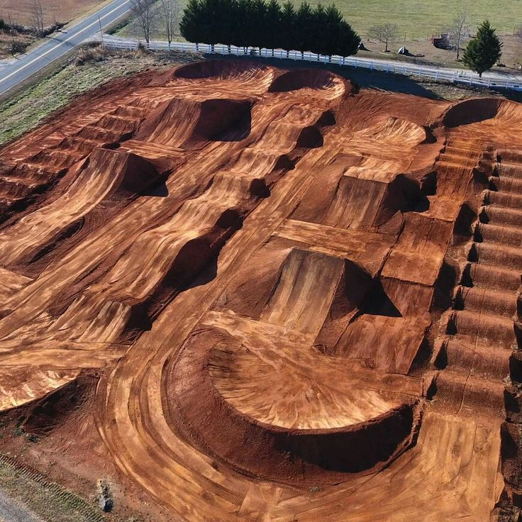 39 best images about Backyard Dirt Bike Track on Pinterest ...