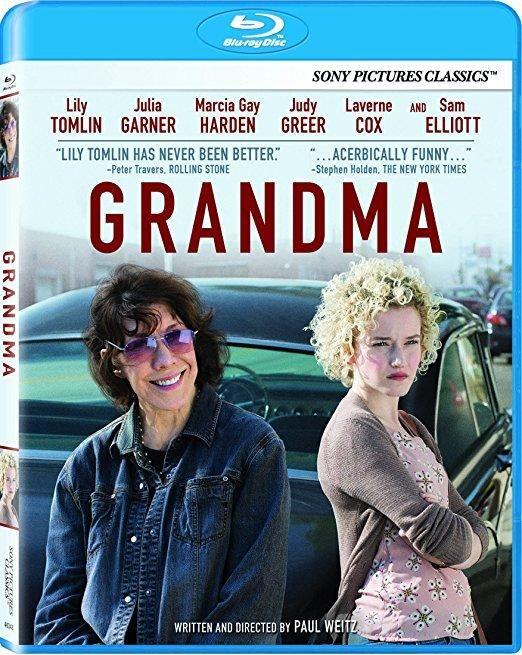 Lily Tomlin & Julia Garner & Paul Weitz-Grandma