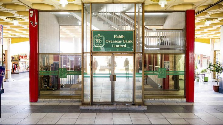 Reserve Bank opposes Gupta associates' bank bid.  The Habib Overseas Bank reportedly has about R1.1-billion in South African assets. (Delwyn Verasamy, M&G)