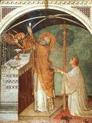 Miraculous Mass 1321  by Simone Martini