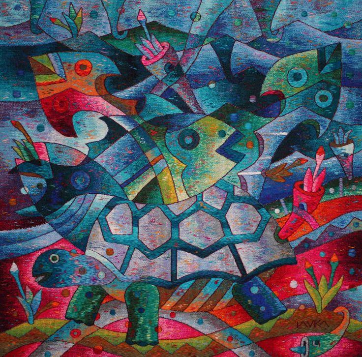 Deep Ocean Tapestry