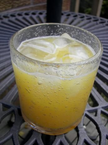 Mango Lime Syrup  A yummy tropical syrup that can be poured over ice cream or cakes, or add club soda or your favorite mixer for a delightful drink!