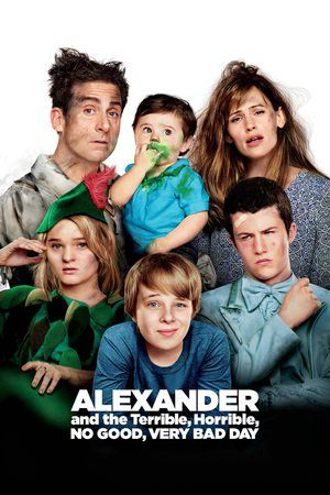 Watch Alexander and the Terrible, Horrible, No Good, Very Bad Day Full Movie Streaming HD
