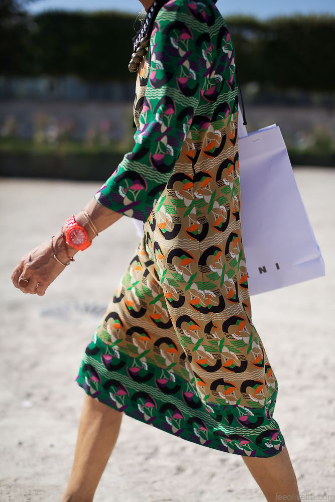 On the streets of Paris #fashion #streetstyle
