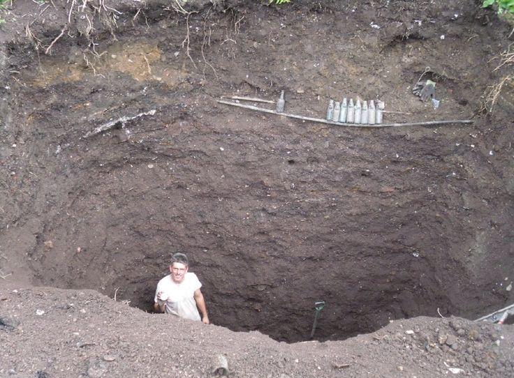 Digging Old Bottles 5